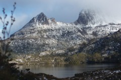 Cradle Mountain winter